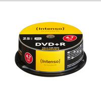 Intenso DVD+R 4.7GB, 16x DVD vierge
