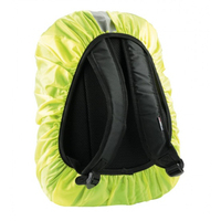 Mobilis Raincover for backpack, Water-repellent material - Jaune