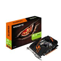 Gigabyte GV-N1030OC-2GI Carte graphique - Noir, Orange