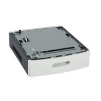 Lexmark 50G0801 Tiroir à papier - Blanc