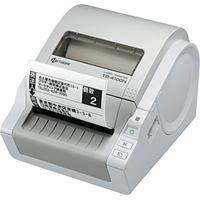 Brother TD-4100N, 300dpi, 2MB, 1700g Imprimante d'étiquette - Gris