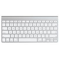 Apple Wireless Keyboard, Spanish, White - Wit