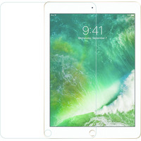 Azuri Screen protector Tempered Glass - transparent - iPad (2017/2018) 9,7 inch - Titane