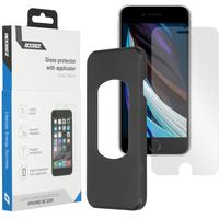 Accezz Glass Screenprotector + Applicator iPhone SE (2020) Protecteur d'écran