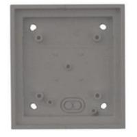 Mobotix T24M\Single On-Wall mount Dark Grey Boîtes de jonction électrique - Gris