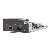 Hewlett Packard Enterprise 5130/5510 10GbE SFP+ 2-port Module Netwerkswitch module