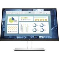HP E-Series E22 G4 Monitor - Zwart,Zilver