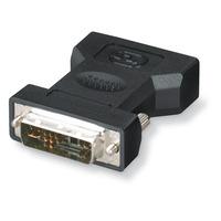 Black Box Adaptateurs DVI Adaptateur de câble - Noir