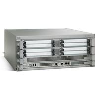 Cisco ASR1004= Netwerkchassis - Grijs