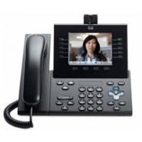 Cisco 9951 Téléphone IP - Charbon de bois