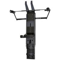 Ergotron NF Cart Vertical Laptop Kit Montagehaak - Zwart