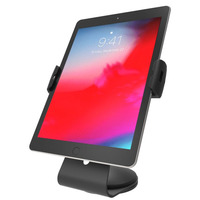 Compulocks Universal Locking Tablet Cling Stand Counter Top Kiosk Black Houders - Zwart
