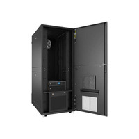 Vertiv VRC-S integrated micro data center 42U 800x1200 with 3.5kW self-contained cooling, 6kVA UPS, managed rPDU .....