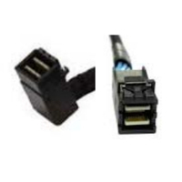Intel mSAS-HD Cable Kit AXXCBL850HDHRS Kabel - Zwart
