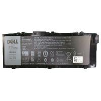 DELL 451-BBSB Laptop reserve onderdelen - Zwart