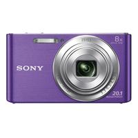 Sony Cyber-shot DSC-W830 Digitale camera - Violet