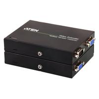 ATEN VGA video extender AV extenders - Zwart