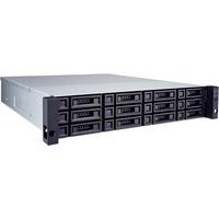 Qsan Technology XCubeDAS XD5312-D SAN - Zwart