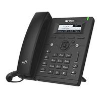 Tiptel Htek UC902 Téléphone IP - Noir