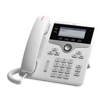 Cisco IP Phone 7821 Téléphone IP - Blanc