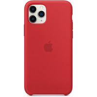 Apple Coque en silicone pour iPhone 11 Pro - (PRODUCT)RED - Rouge