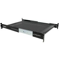 StarTech.com Etagère coulissante pour Rack de Serveur 2U - Profondeur ajustable 48 cm – 22.7kg .....