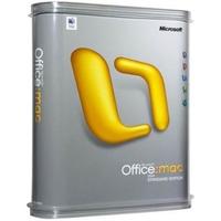 Microsoft Office Mac 2011 Standard, OLP B, SA, EDU Software suite