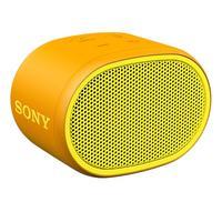 Sony SRS-XB01 Haut-parleurs portables - Jaune