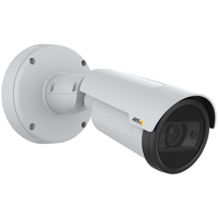 Axis P1448-LE Caméra IP - Noir, Blanc
