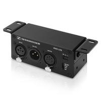 Sennheiser MAS 133 Audio switch - Zwart