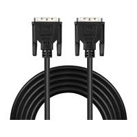 Sandberg Monitor Cable DVI-DVI 2 m - Noir