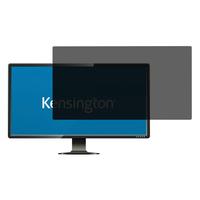 """Kensington Filtre de confidentialité amovible à 2 directions pour écrans 19,5"""" 16:10 Filtre écran"""