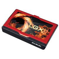 AVerMedia Live Gamer Extreme 2 Video capture boards - Zwart, Rood