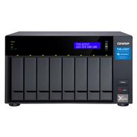 QNAP TVS-872XT NAS - Zwart