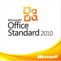 Microsoft Office Standard 2010, OLP-NL, LIC/SA, GOV, ENG