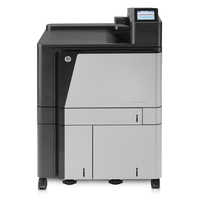 HP LaserJet Color Enterprise M855x+ Imprimante Imprimante laser - Noir,Cyan,Magenta,Jaune