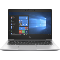 HP EliteBook 735 G6 Portable - Argent