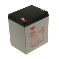 2-Power NP4-12 Batterie de l'onduleur - Noir, Gris