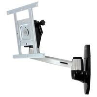 Ergotron LX HD Wall Mount Swing Arm Montagehaak - Aluminium