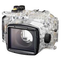 Canon WP-DC55 Boitiers de caméras sous marine - Noir, Transparent