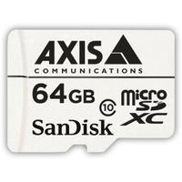 Axis Surveillance Card Mémoire flash - Blanc