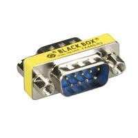 Black Box Changeurs de genre Sub-D Adaptateur de câble - Métallique