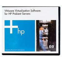 Hewlett Packard Enterprise VMware vSphere Standard 1 Processor 3yr E-LTU/Promo Logiciel de .....