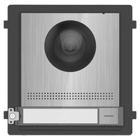 Hikvision Digital Technology KD8 Series Pro Modular Door Station - Zwart,Metallic