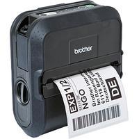 Brother RJ-4040 - 127 mm/sec, WLAN, USB 2.0 Imprimante point de vent et mobile - Noir