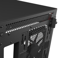 NZXT H710 Computerbehuizing - Zwart, Rood