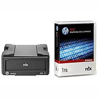 Hewlett Packard Enterprise RDX+ 1TB Lecteur cassette