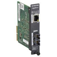 Black Box 10BASE-T/100BASE-TX/1000BASE-T to 1000BASE-SX, Multimode, 850-nm, 220 m, SC Convertisseur réseau .....