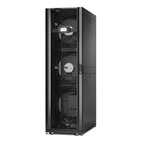 APC 42U, InRow RC, 600mm, Chilled Water 380-415V 50/60 Hz, w/ humidifier Accessoire de matériel de refroidissement .....