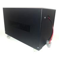 PowerWalker BP CE12T-1x55Ah - Zwart